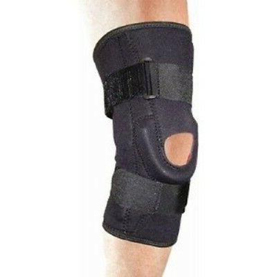 bell horn prostyle hinged knee brace small