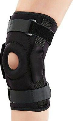 Bell-Horn-ProStyle Hinged Patella Knee Wrap SIZES AVAILABLE