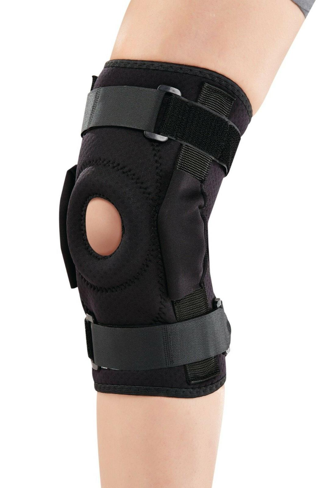bell horn prostyle lateral patella stabilizer size