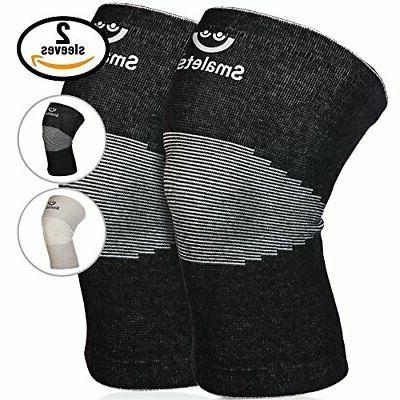 brace compression knee brace support sportsleeves 1