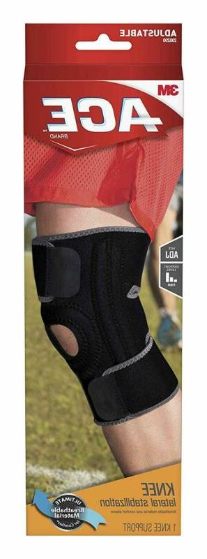 Ace Brand Knee Brace With Dual America'S Most Of
