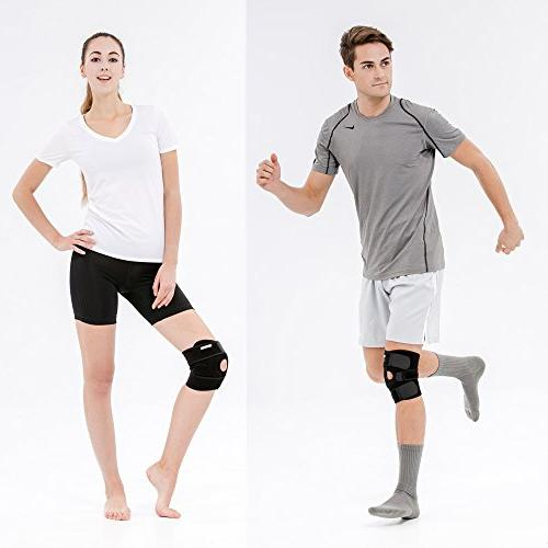 Brace for Arthritis, Pain with Adjustable & Breathable Neoprene,