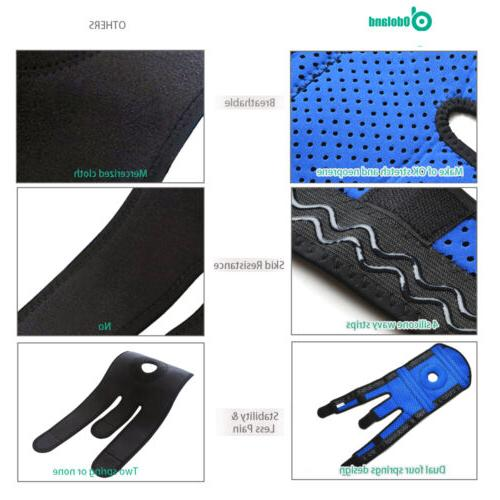 with Patella Stabilizer Kneecap Support Basketball