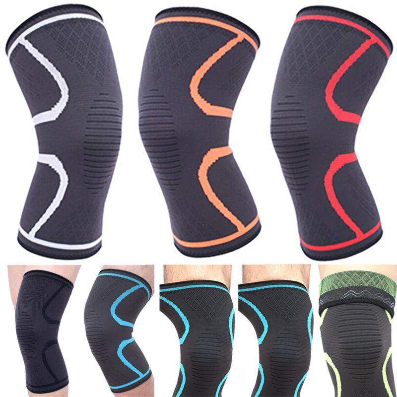 Calf Leg Compression Sleeves Brace Ankle Supports Splints Stabilizer Sports