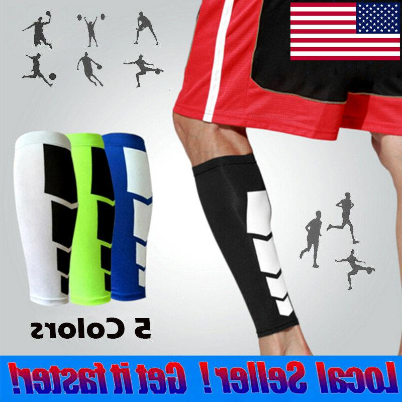 Calf Supports Knee Running Sleeve Shin Splint Legs