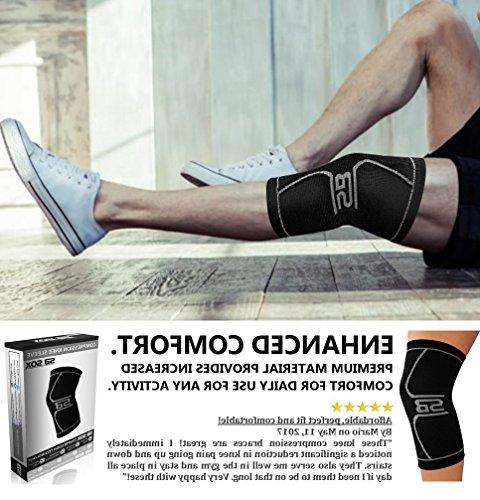 SB Brace for Knee - Knee Pain Meniscus Tear, Running,