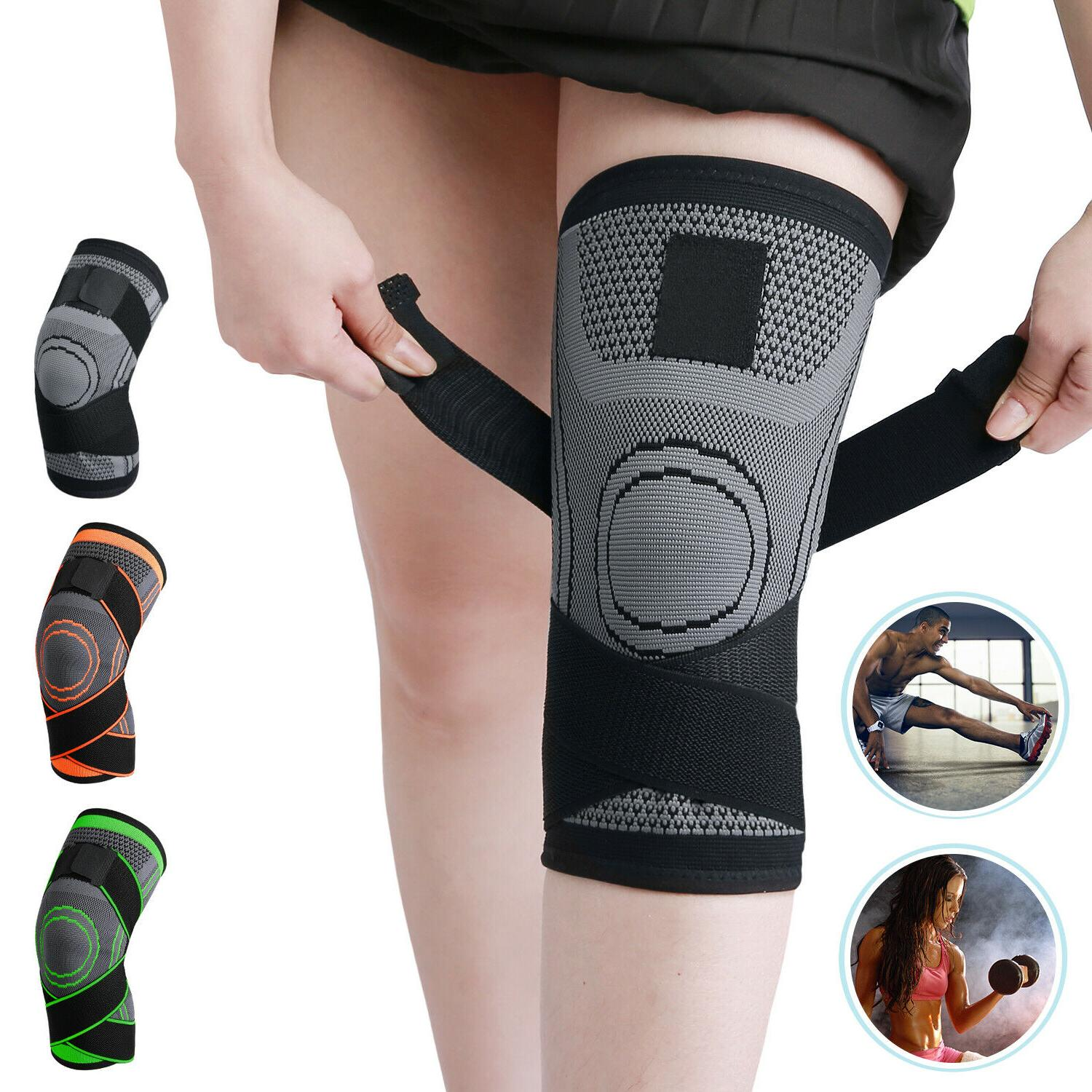 copper compression knee sleeve brace patella support
