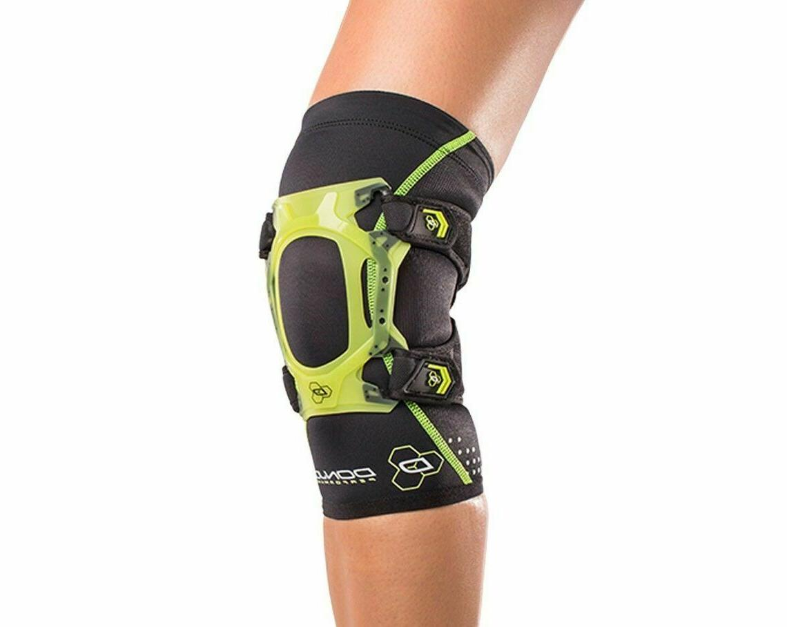DonJoy Knee Support Black/Green