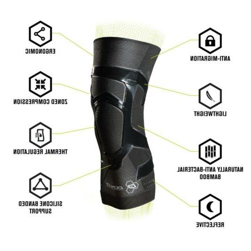 DonJoy Trizone Compression Support Knee Lightweight