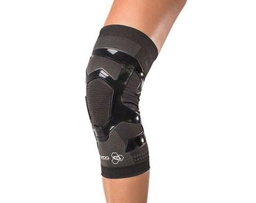 donjoy performance knee compression support knee sleeve