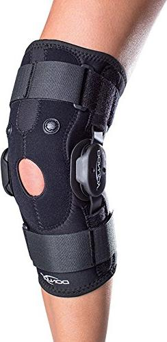 DonJoy Drytex Hinged Air Knee Brace Large