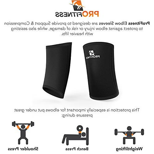ProFitness Wraps for Weight Lifting