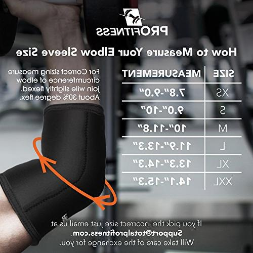 ProFitness Wraps for Weight