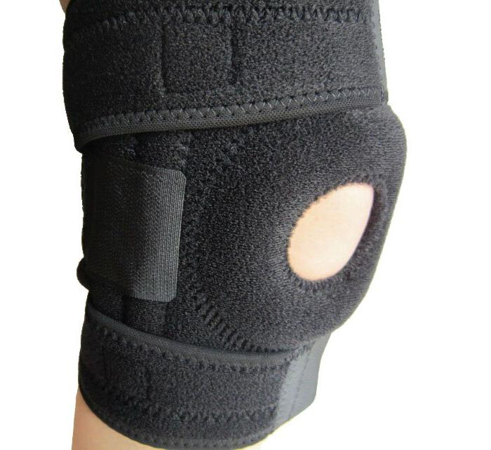 <font><b>Knee</b></font> basketball <font><b>Knee</b></font> protectors sport Elastic <font><b>Adjustable</b></font>