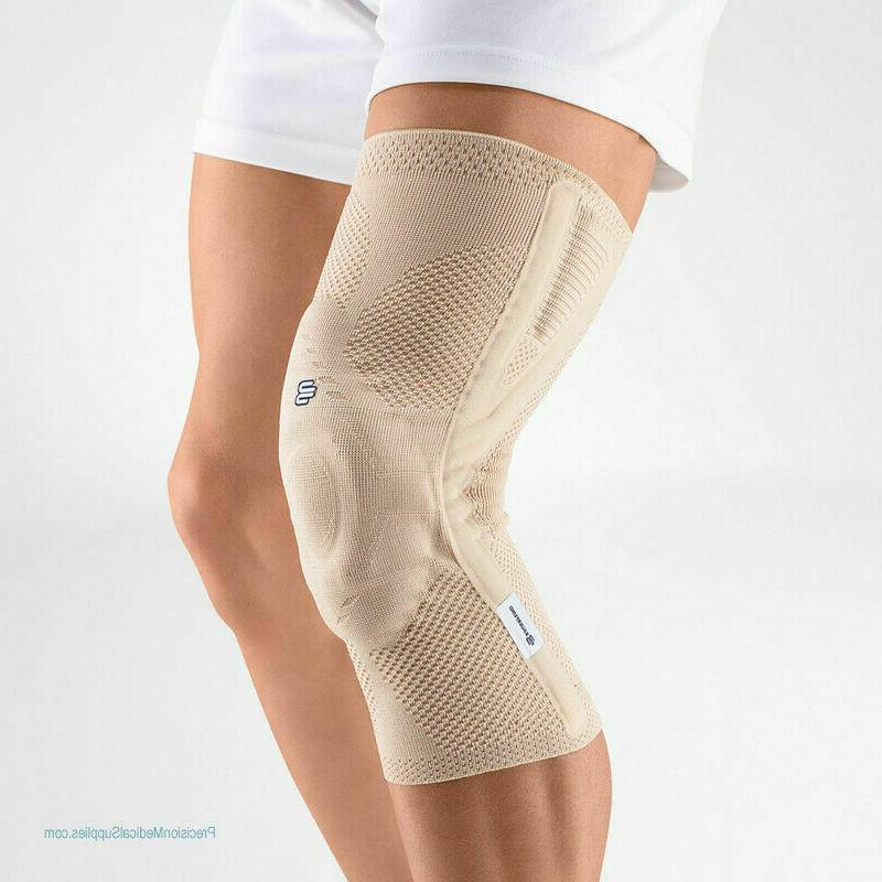 genutrain p3 knee support left size 6