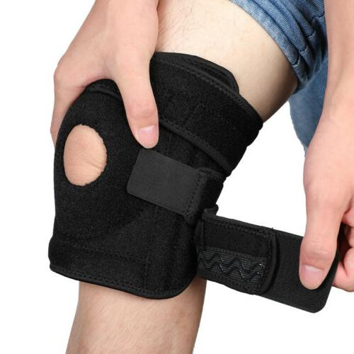 Hinged Knee Brace Open Support ACL