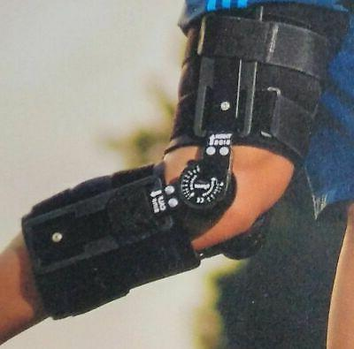 Hinged ROM Adjustable Brace Splint
