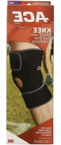 ACE  Knee Brace With Dual Side Stabilizers 200290 Provide Ex