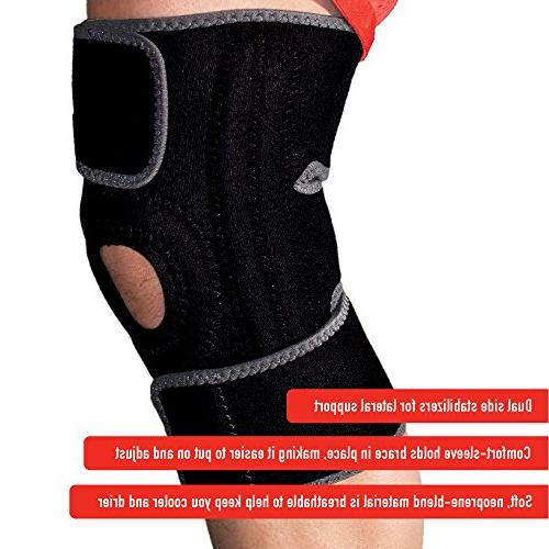 ACE Knee with Side America's Most Trusted Brand of Money Back Guarantee