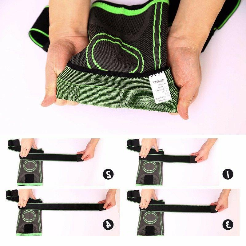 2X Adjustable Compression Straps Joint Pain