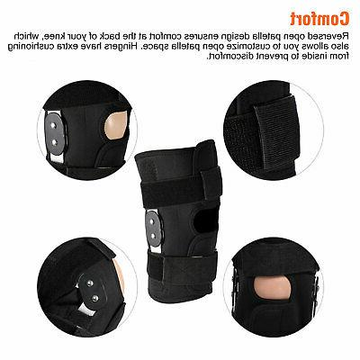 Adjustable Support Sleeve Cap Stabilizer Sports
