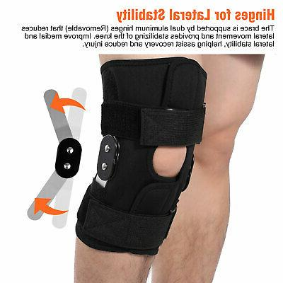 Knee Brace Sleeve Patella Stabilizer