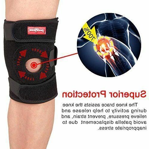 Knee Wrap around to Fit Large Legs All XL-3XL
