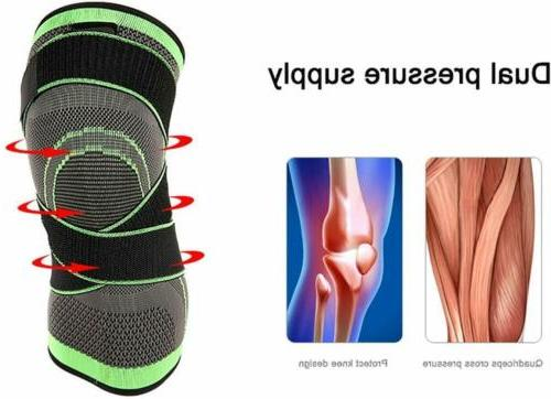 1/2x Knee Sleeve Brace Support Joint