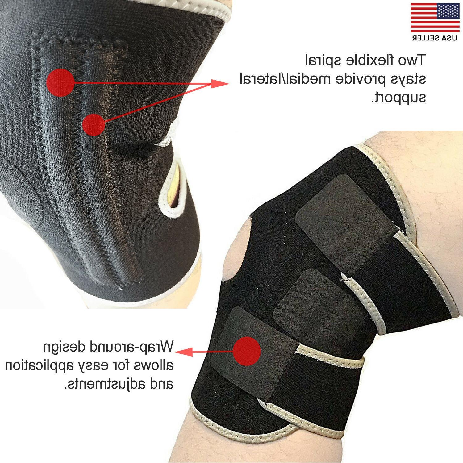 Patella Elastic Brace Sports
