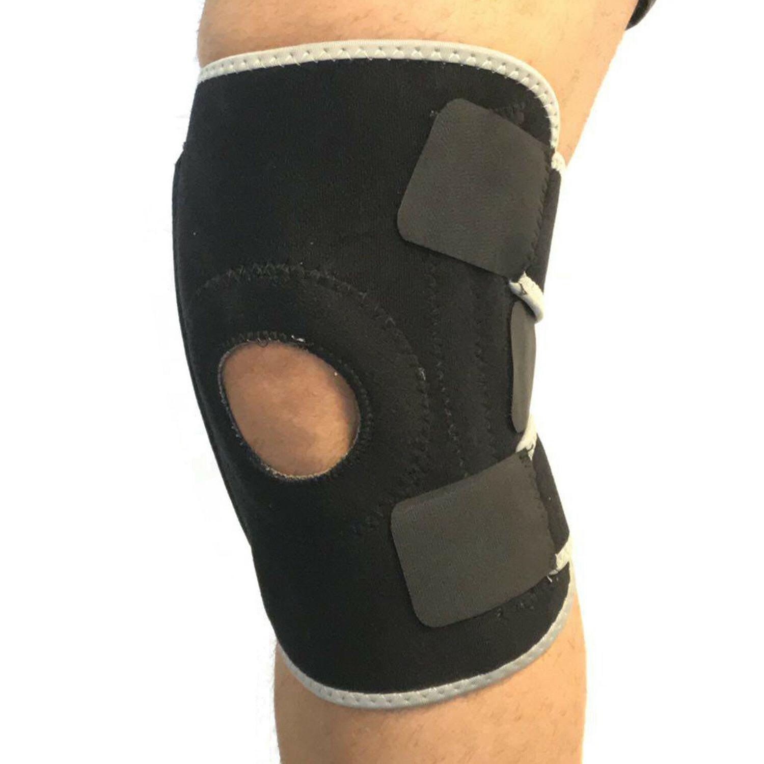 Patella Elastic Knee Fastener Support Guard Sports Kneecap Stabilizer