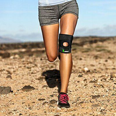 TechWare Pro Knee Support - Relieves ACL, LCL,