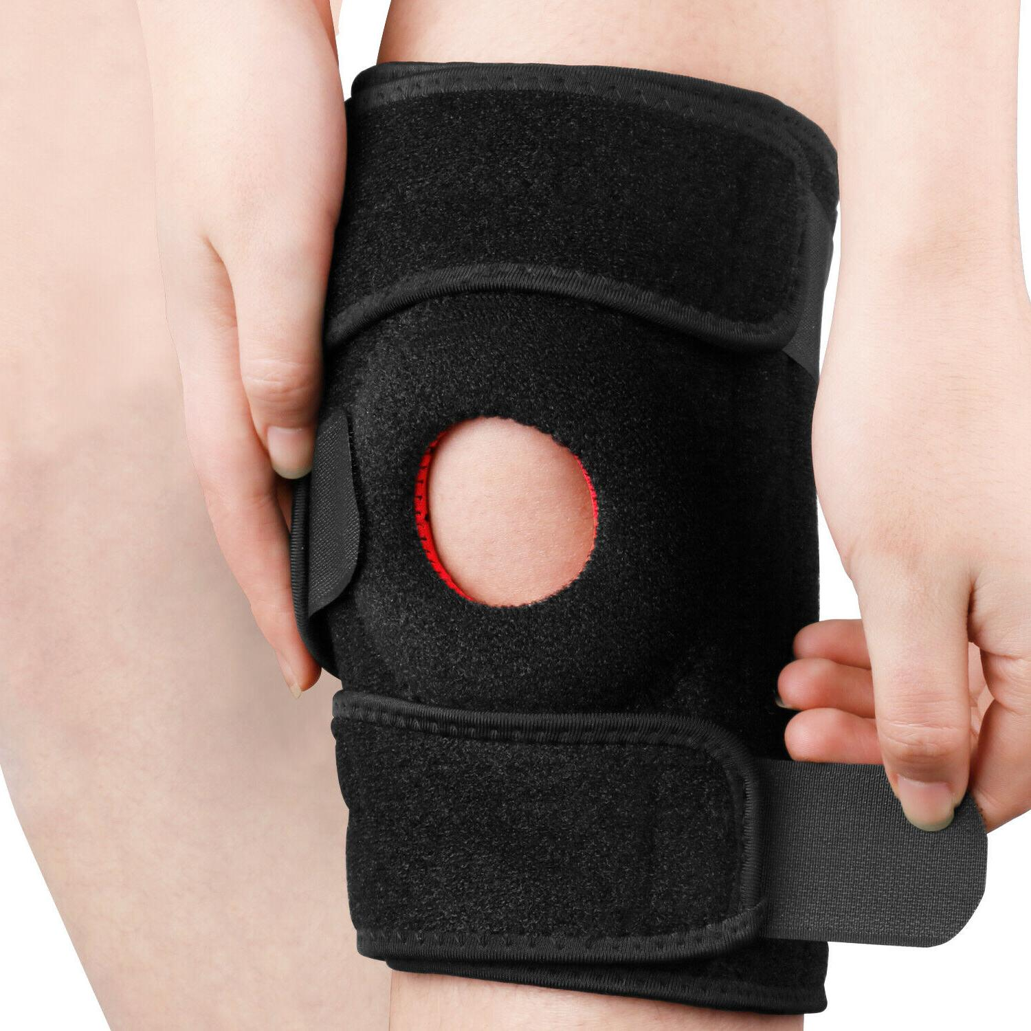 Knee Brace Support Leg Wrap For Arthritis