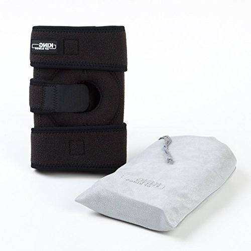 Knee Brace ACL, Sports, Athletic, MCL, and Neoprene Open Patella Protector to Relieve Pain