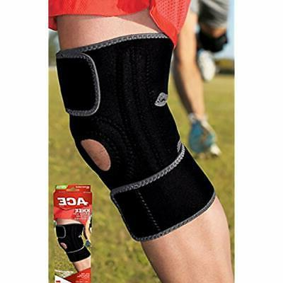ACE Knee Braces Brand With Dual Stabilizers, America's Back