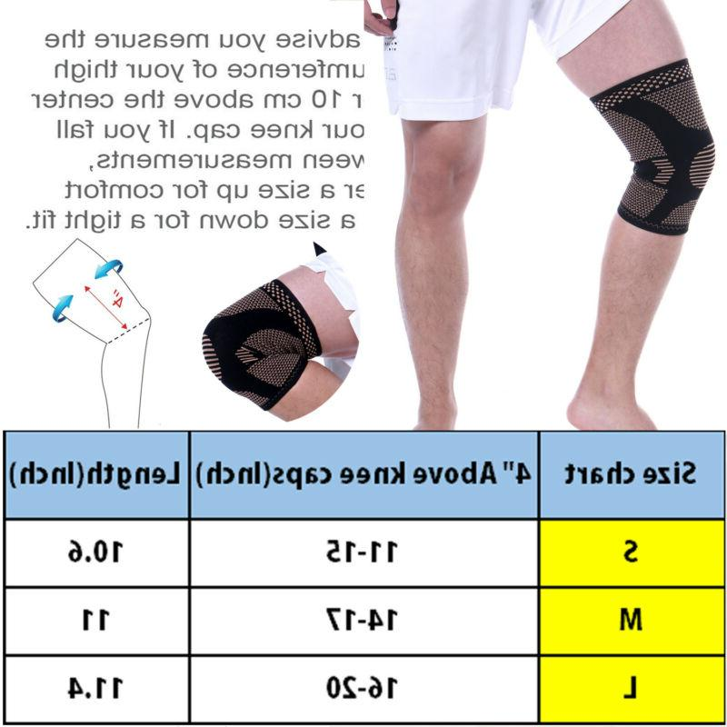 Knee Compression Brace Patella Joint Relief
