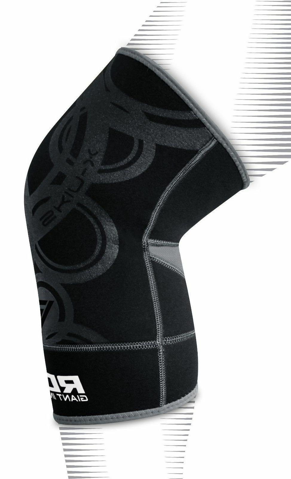 RDX Knee Support Brace Pain Running U