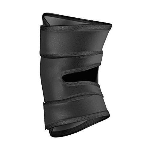 Shock Doctor Brace Compression Wrap Support . Helps Healing from Arthritis, Meniscus and more. For Basketball, Football, Running and Sports. Knee Wrap Men and Women, Left or Right Leg