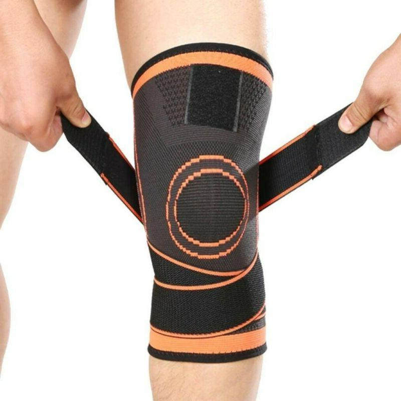 Knee Patella Support Sports Gym Joint Stabilizer