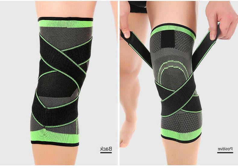 Knee Sleeve Support for and Relief