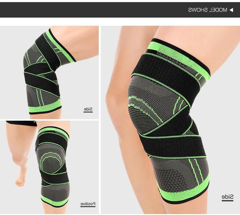 Knee Sleeve Support and Arthritis Relief
