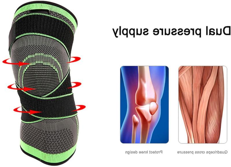 Knee Compression Support -For Pain