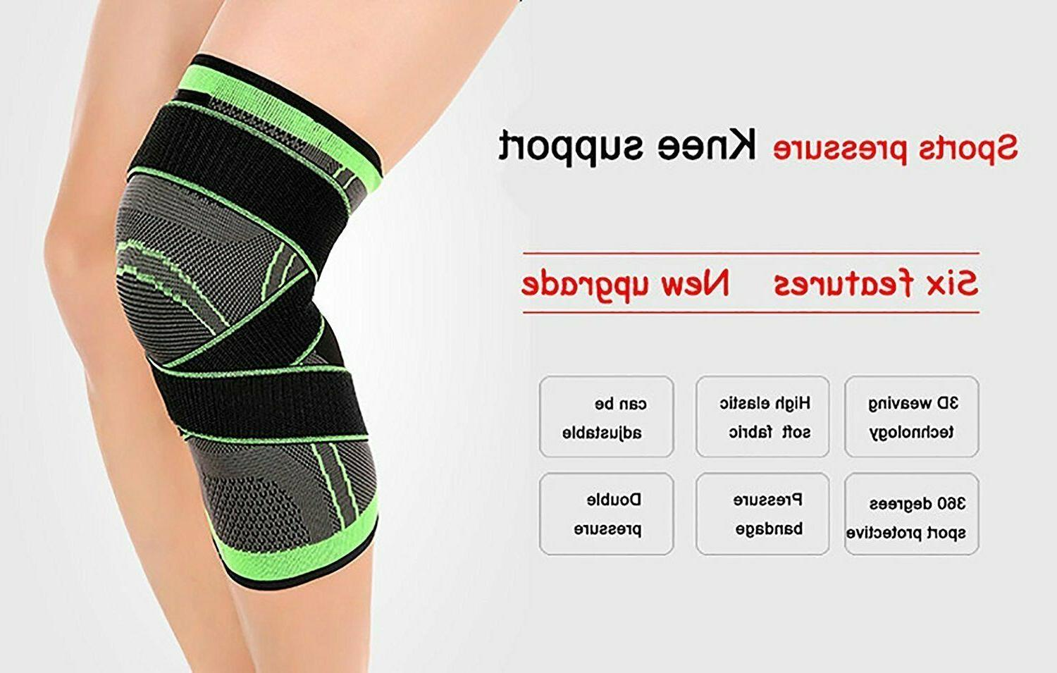 Knee Sleeve Compression Support and Arthritis