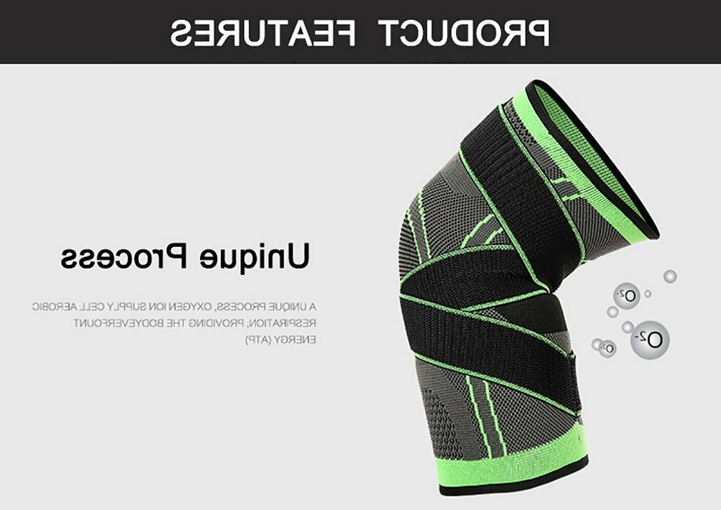 Knee Support and Relief