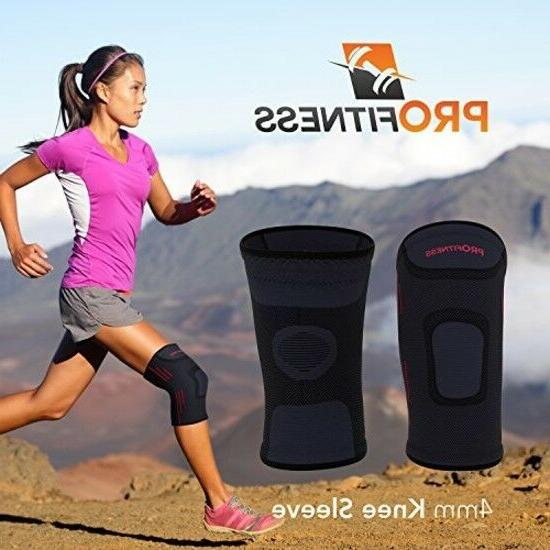 ProFitness Knee Support For Joint Arthritis Relief