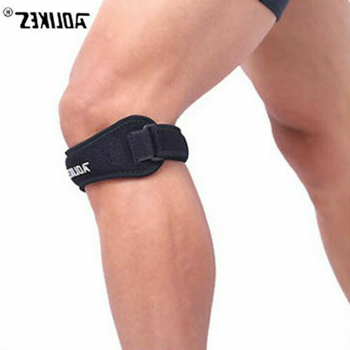 knee strap patella support brace semi soft