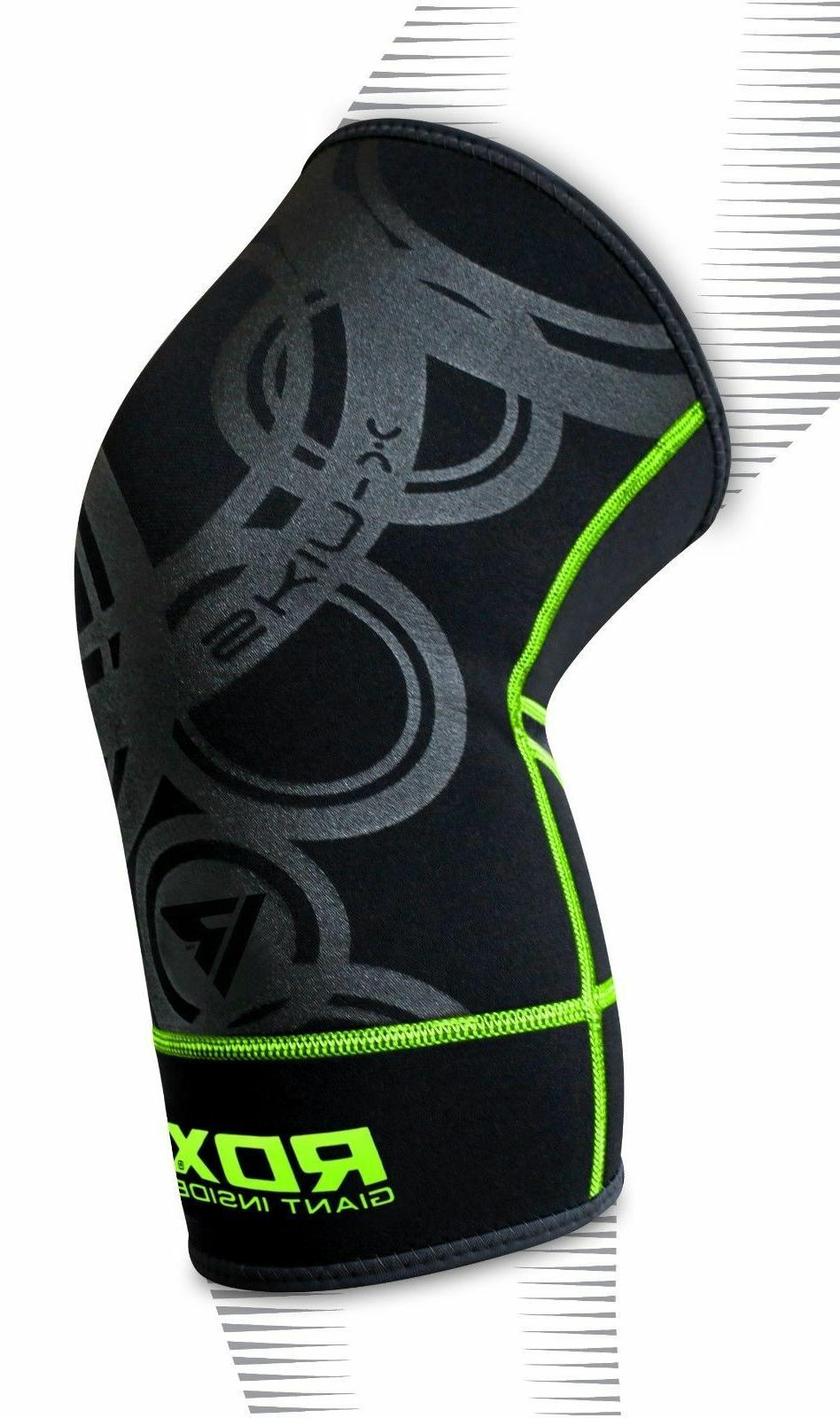 RDX Knee Protector Leg Wrap Sleeve Sports