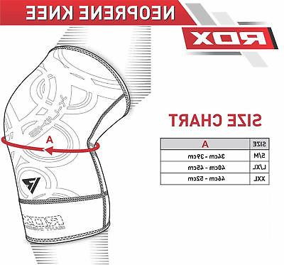 RDX Sleeve Compression Brace Injury Wrap Guard Pad