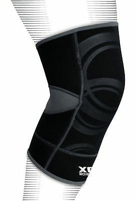 Sleeve Compression Wrap Pad