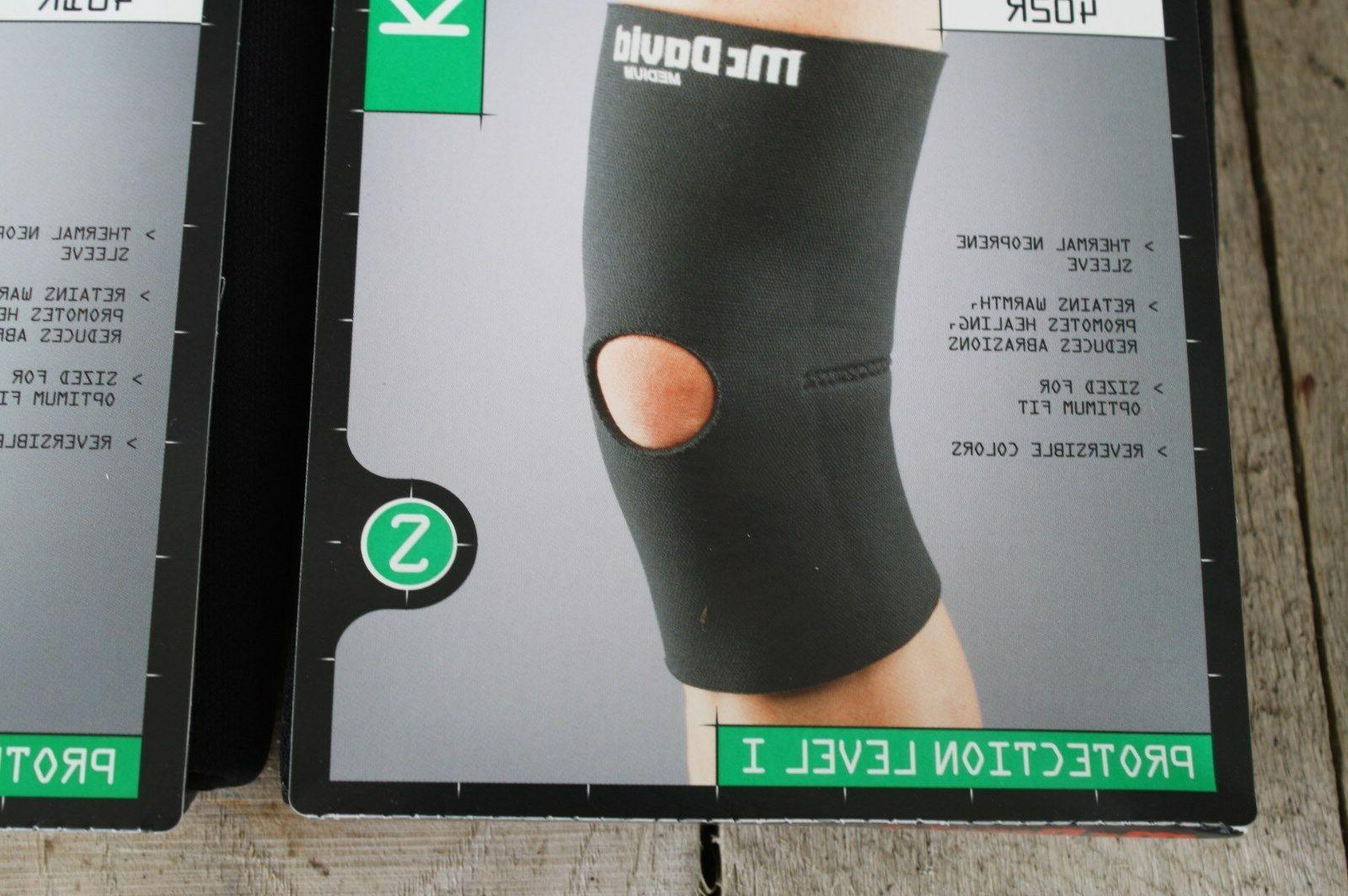 LOT 2 401 Knee Sleeve/Support Small