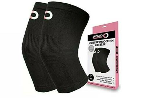 Crucial Compression Black And